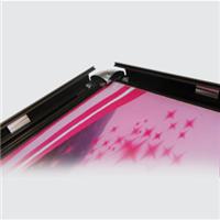 供应广告铝材  超薄灯箱铝型材 灯箱铝型材