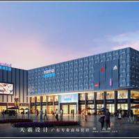 天霸设计不停止朝泸州商场装修前进步伐