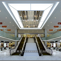 供应天霸设计打造具有人性化关怀细节的上海商业广场设计