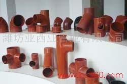 供应山东优质柔性铸铁排水管件厂家直销