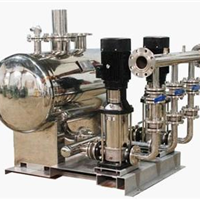 供应安徽无负压供水设备原理|为你稳定传送纯净的生命源泉