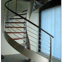 供应汉堡 旋转楼梯省空间 上海楼梯 上海品家楼梯制造