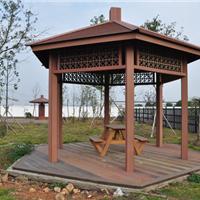 福州木塑凉亭