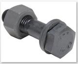 地价处理济南钢结构螺栓   厂家直销