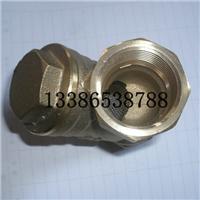 供应铜过滤器 Y型铜过滤器