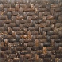供应椰壳马赛克装饰板