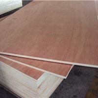 供应定制门用3mm胶合板薄板 贴漂白杨木面