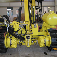 供应履带式液压潜孔CM351钻机