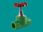 邢台厂家直供PPR绿色管件截止阀