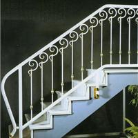 供应欧式铁艺楼梯扶手