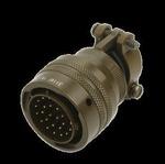 供应MS3116F16-26P军规26芯卡口26482连接器