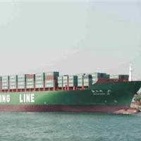 河北任丘到上海嘉定海运服务公司