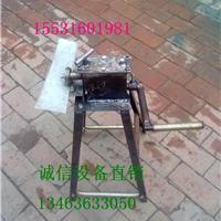 供应低价促销白铁皮压边机/脚踏电动滚圆机