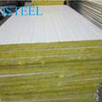 供应MOSTEEL玻璃丝棉夹芯板