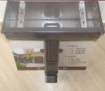 供应彩铝落水系统  彩铝屋面天沟  彩铝檐沟