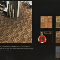 机织地毯印花地毯簇绒地毯酒店工程地毯方块地毯