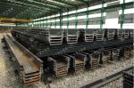 销售租赁热轧U型钢板桩以及钢轨