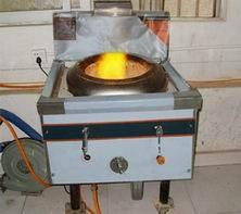 供应生物油炒炉
