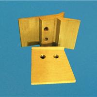 供应玻璃装饰夹(金色)