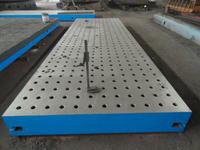 供应河北T型槽火工平台,造船火工平板规格,火工平板价格