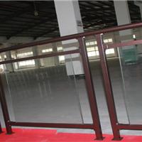 供应玻璃护栏/锌钢护栏/阳台护栏