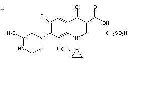 供应甲磺酸加替沙星生产厂家/价格?(含量≥99%)●低价直销