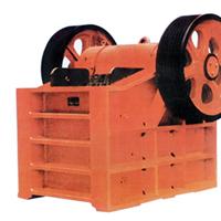 供应加气混凝土设备之颚式破碎机