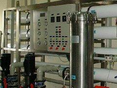 供应10吨宁波水处理设备饮用水反渗透纯水系统