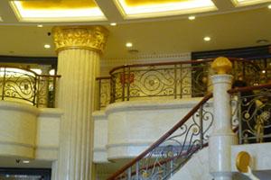 供应郑州GRC欧式构件罗马柱系列生产厂家
