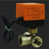 供应SEV中央空调风机盘管地暖用电动二通球阀