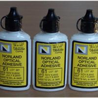 供应Norland紫外线UV胶水/紫外光固化NOA61胶水