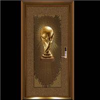 洛阳 供应 铜雕门 铝雕门 铸铝门 仿铜门 别墅铸铝门