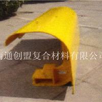 供应:玻璃钢轨道防护罩--地铁接触轨专用(图)