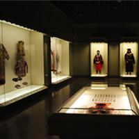 供应博物馆展馆高档橱窗专柜专用高透减反玻璃