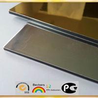 silver golden mirror ACP