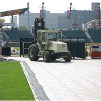供应草坪保护板演出活动地板租赁业务