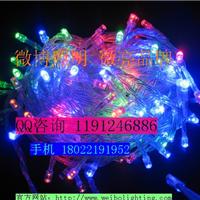 供应2013园林挂树防水灯串/LED全彩景观彩灯/炫彩灯串