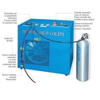 意大利科尔奇MCH18箱体型高压呼吸空气压缩机空气充填泵
