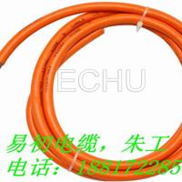 机床专用电缆,雕刻机用电缆TRVV4*1.5 3*0.75