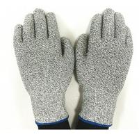 LM-001 13针高强高膜聚乙烯 钢丝针织手套