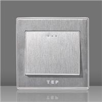 供应一位开关特牌铝镁合金福田国际电工松下TCL松本插座