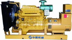 15-660kw玉柴柴油发电机