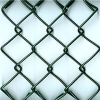 批浸塑铁丝网-浸塑勾花网-镀锌勾花网围栏