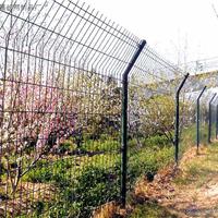 批发装修施工护栏网-浸塑焊接护栏网批发商