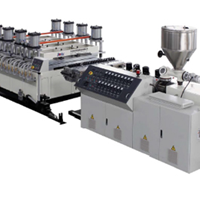 供应新型建筑模板生产线--金纬机械制造