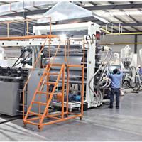 供应冰箱板、洁具板生产线--金纬片板设备制造