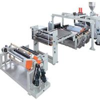 供应上海金纬PC、PMMA、GPPS透明板材生产线