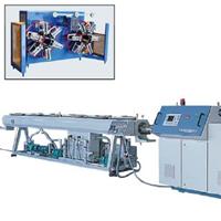 供应PPR \ PE-RT \ PEX小口径管材生产线-金纬