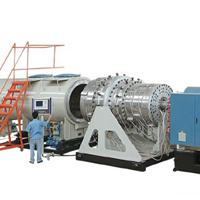 供应HDPE供水管、燃气管挤出生产线-金纬管道设备制造