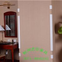 供应PVC木塑护角、护墙角 实木质感 厂家直销